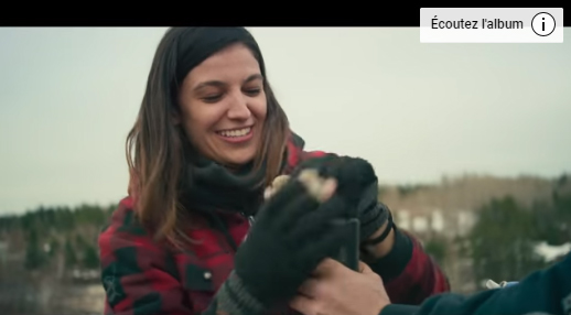 Sara Dufour - Gun à patate (clip officiel)